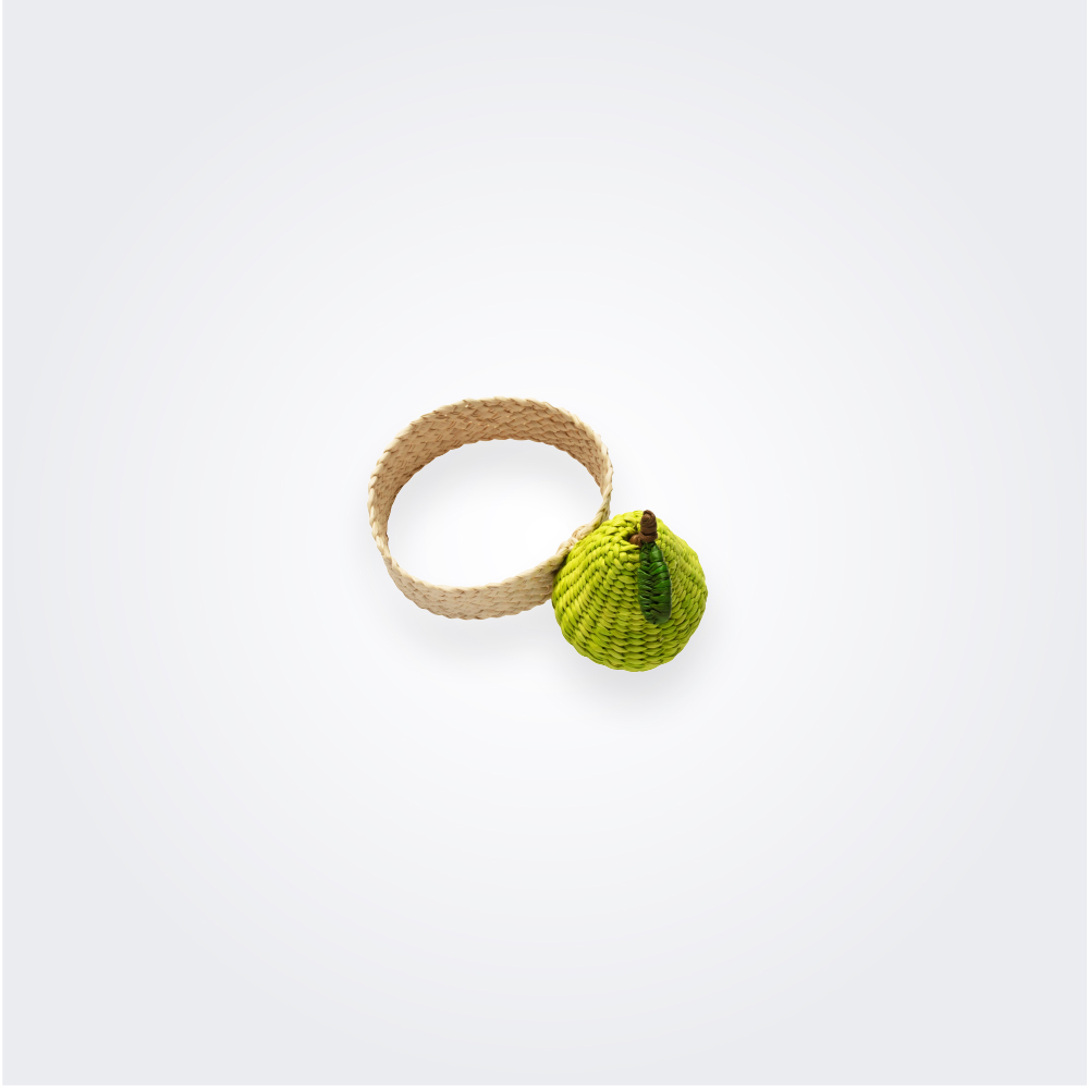 Pear-napkin-ring-1