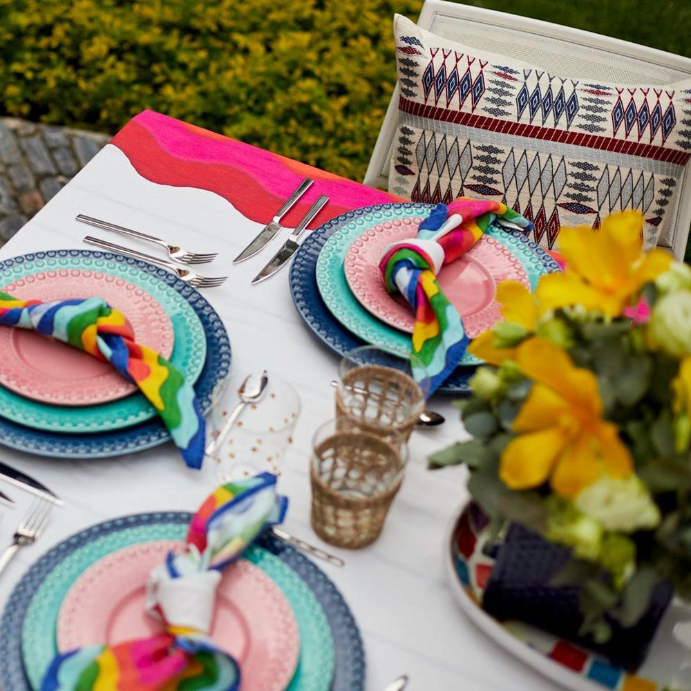 Rainbow Linen Napkin Set 333
