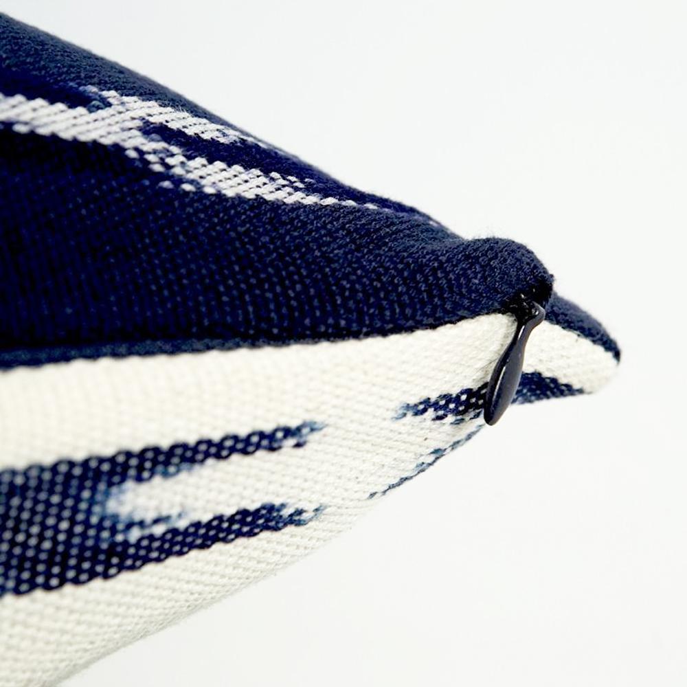 Serpentina ikat blueSerpentina ikat blue