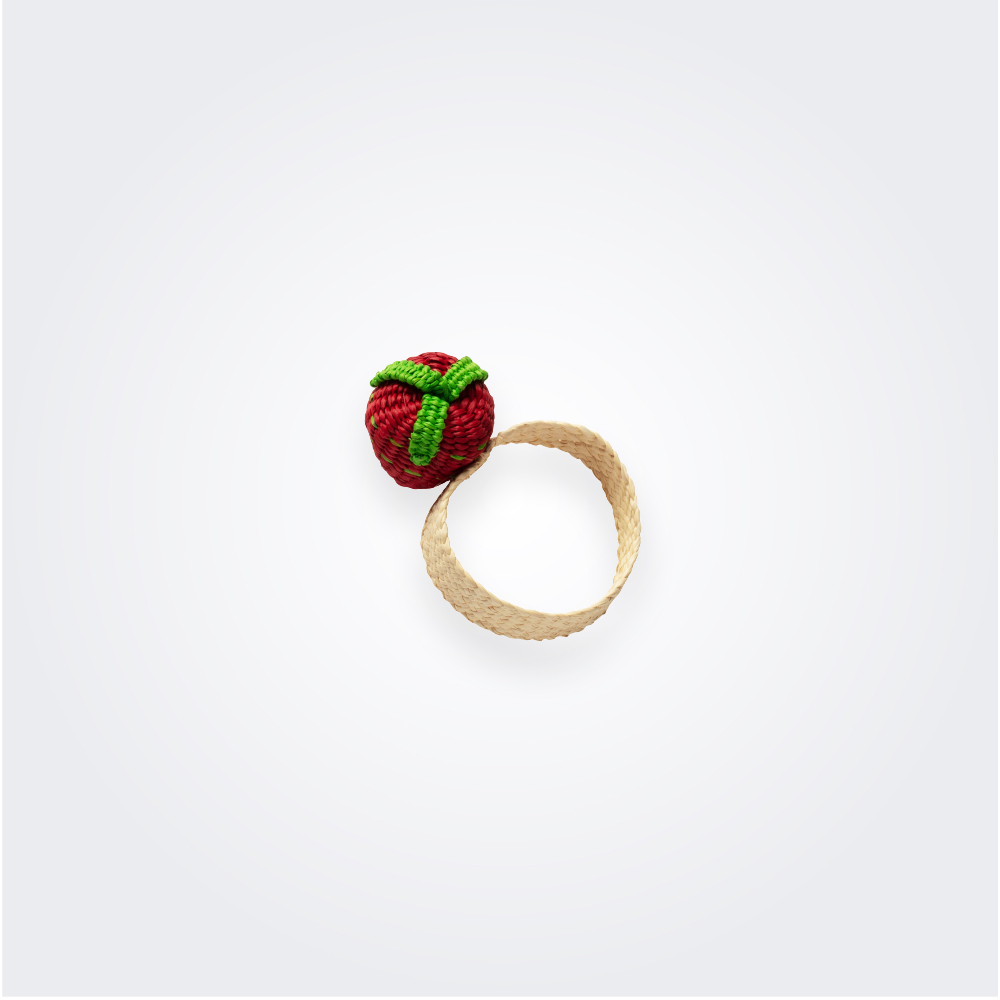 Strawberry-napkin-ring-1