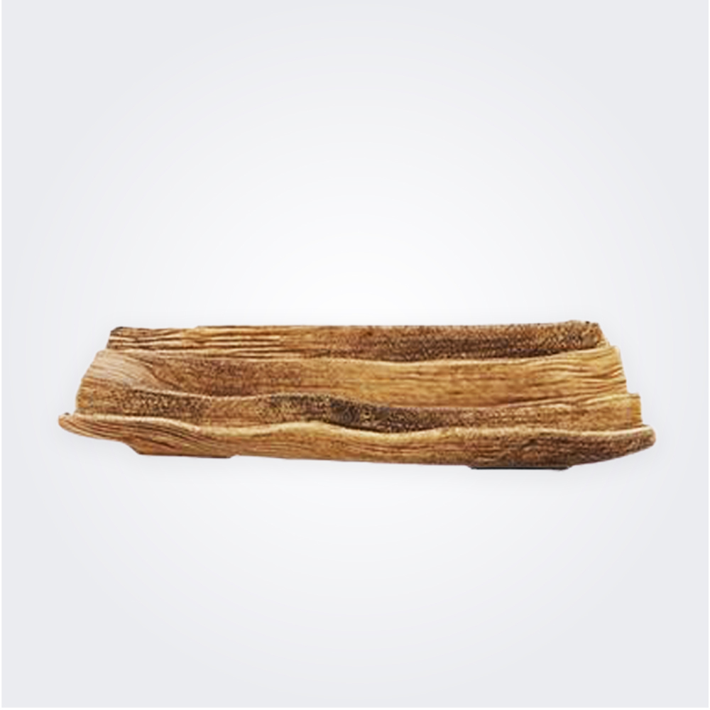 Banana da madeira 3 division tray