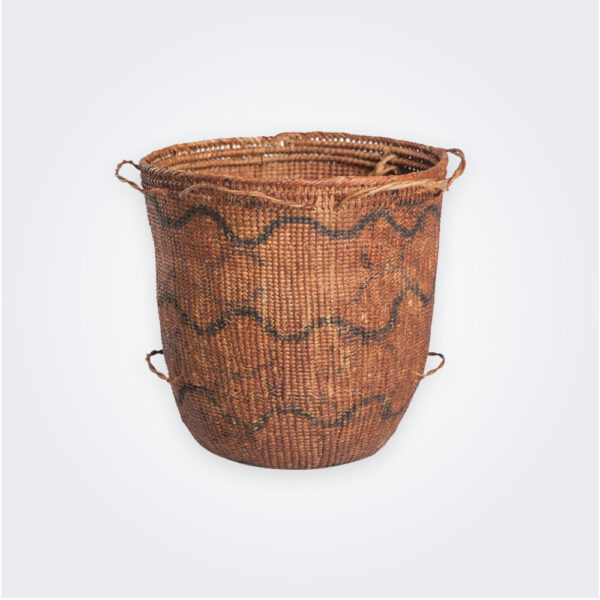 Amazonian basket large product picture.