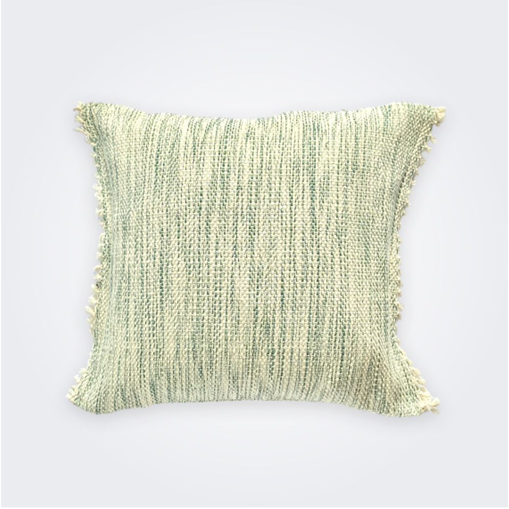 Green Serenity Pillow Cover 5