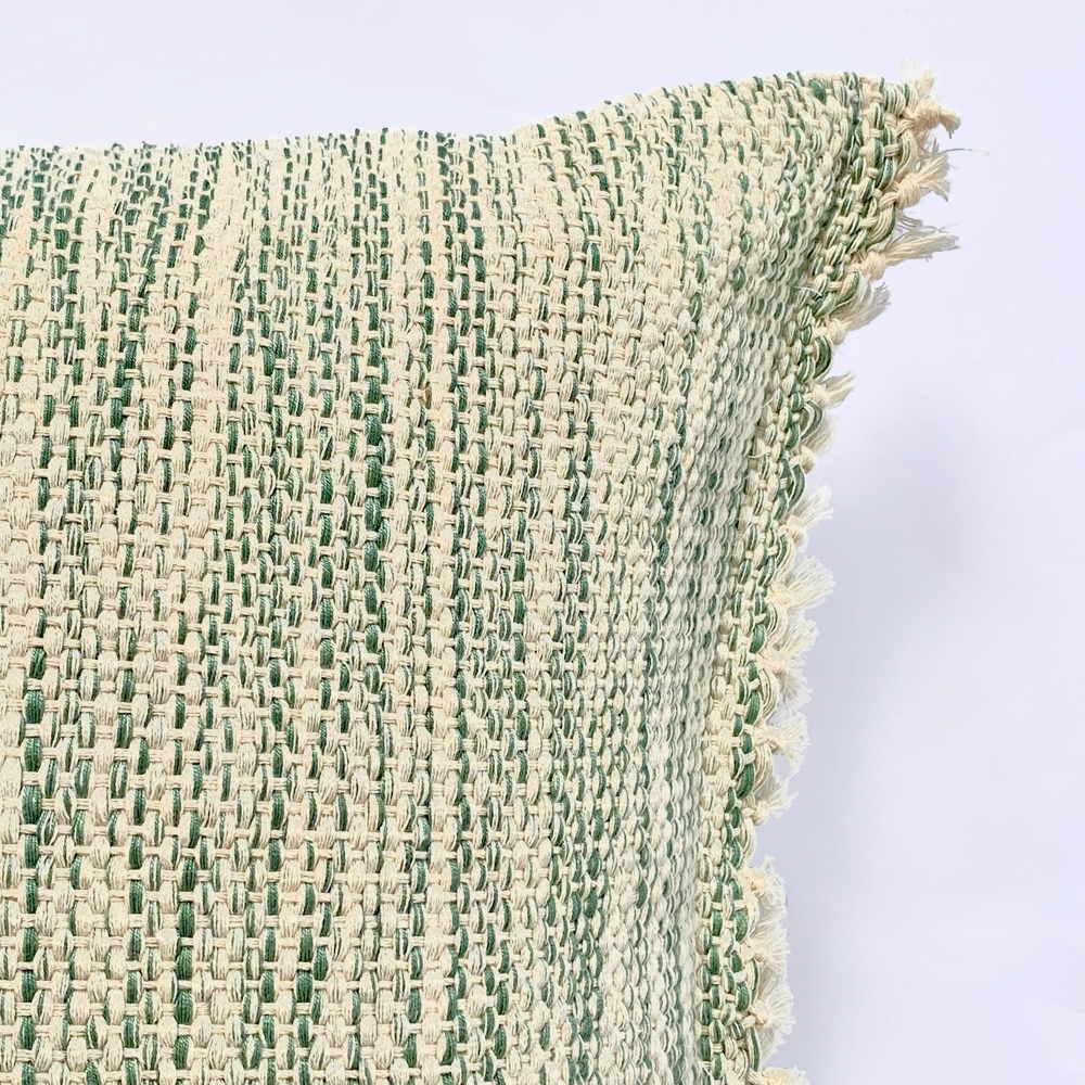 Green Serenity Pillow Cover 6