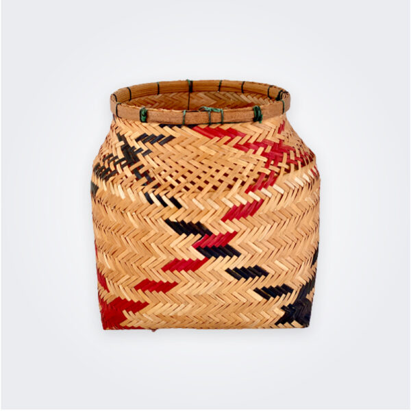 Tribal Amazonian basket product picture.