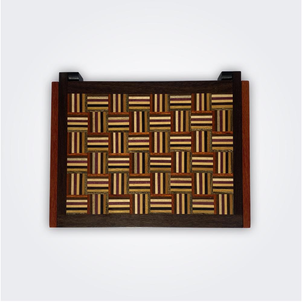 HR. Wooden Storage Box 1