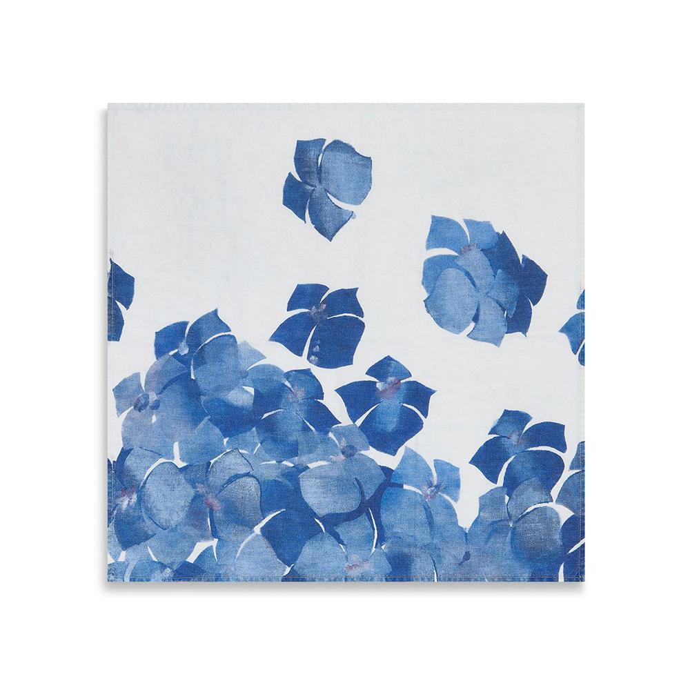 Hydrangea Flower Napkin 2