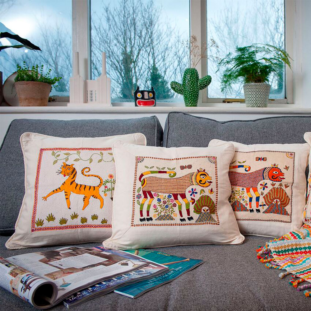 Indian-hand-embroidered-pillow-cover-context