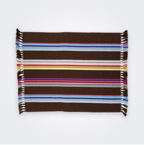 Brown Pima Cotton Placemat Set