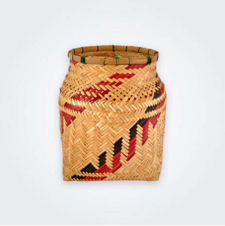Tribal Amazonian Basket III
