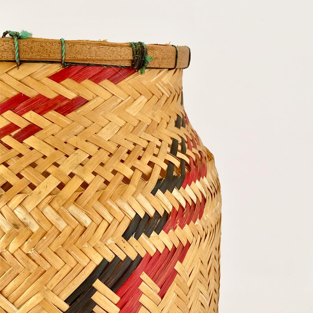 Guarekena Amazonian Basket III 2