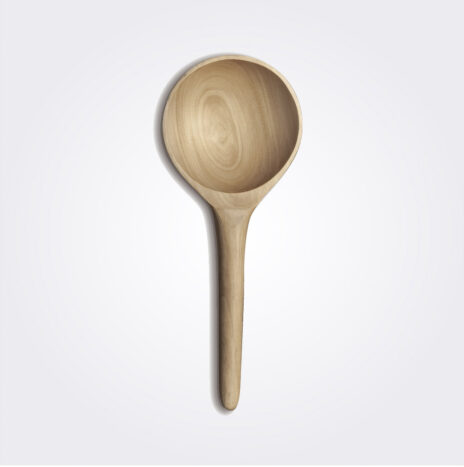 Light Wooden Rice Paddle
