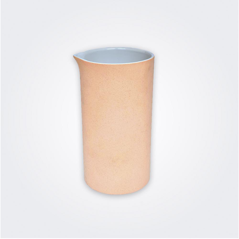 Ceramic and clay decorative vase