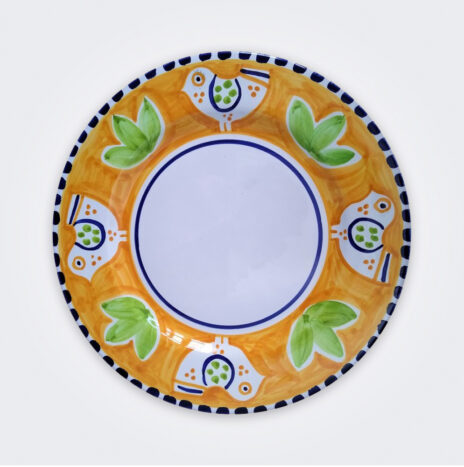 Bird Ceramic Dinner Plate