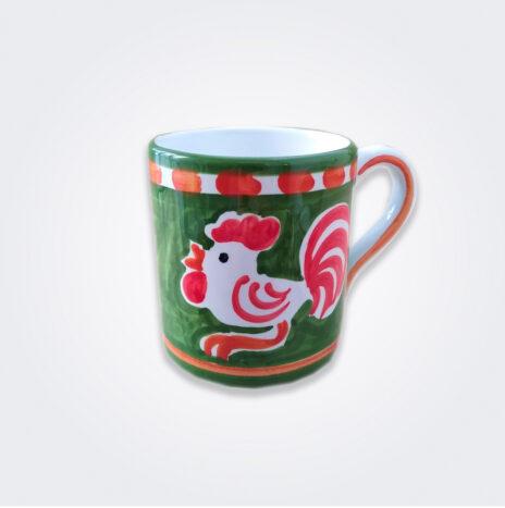 Cock Ceramic Mug