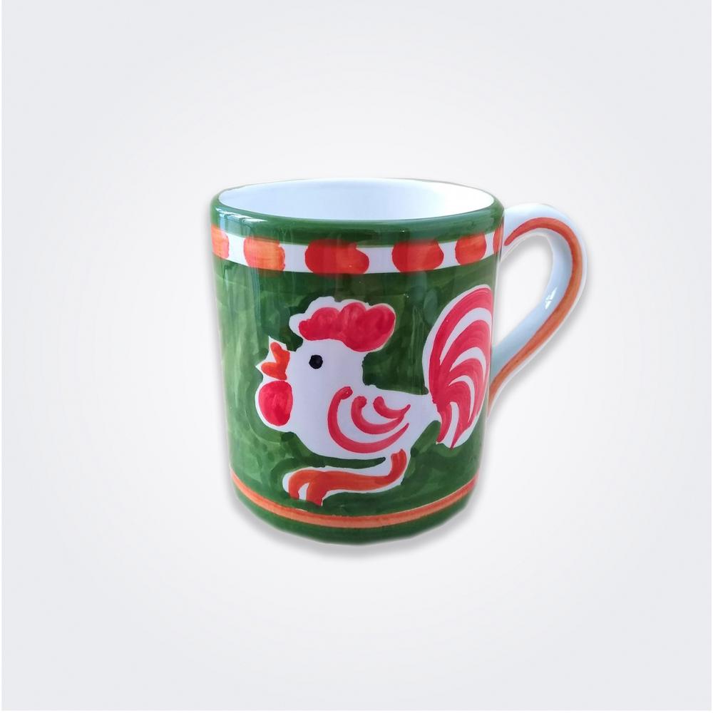 Cock Ceramic Mug 1