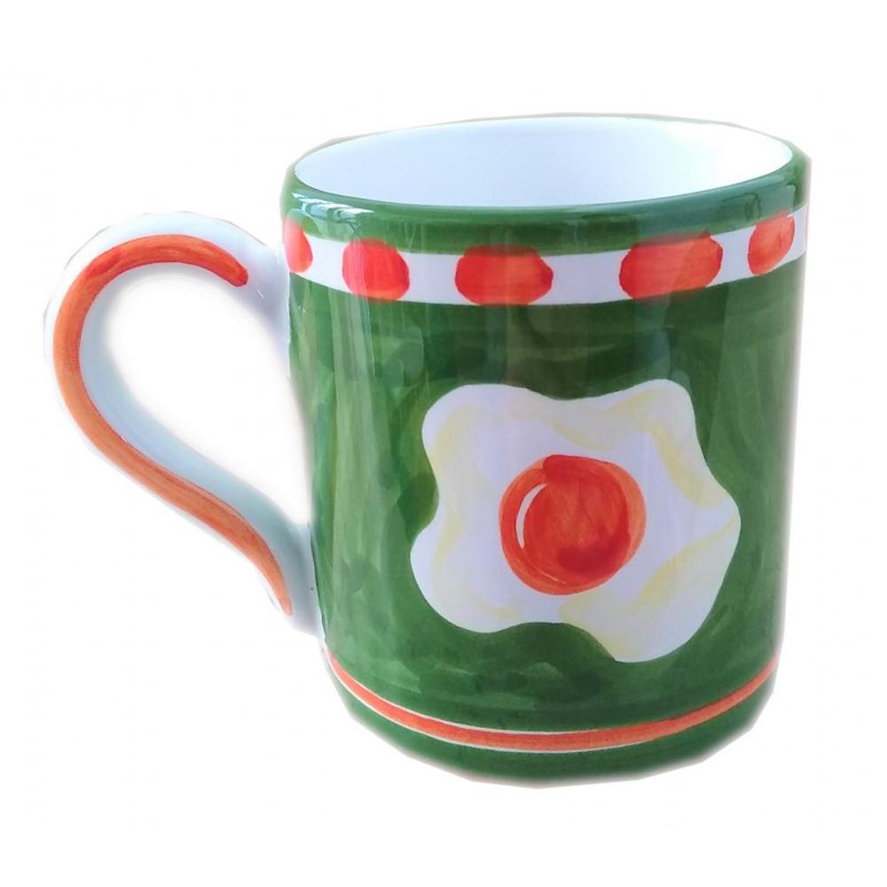 Cock ceramic mug 2