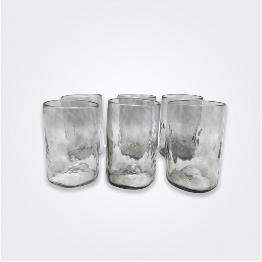 Smoked Highball Glass Set
