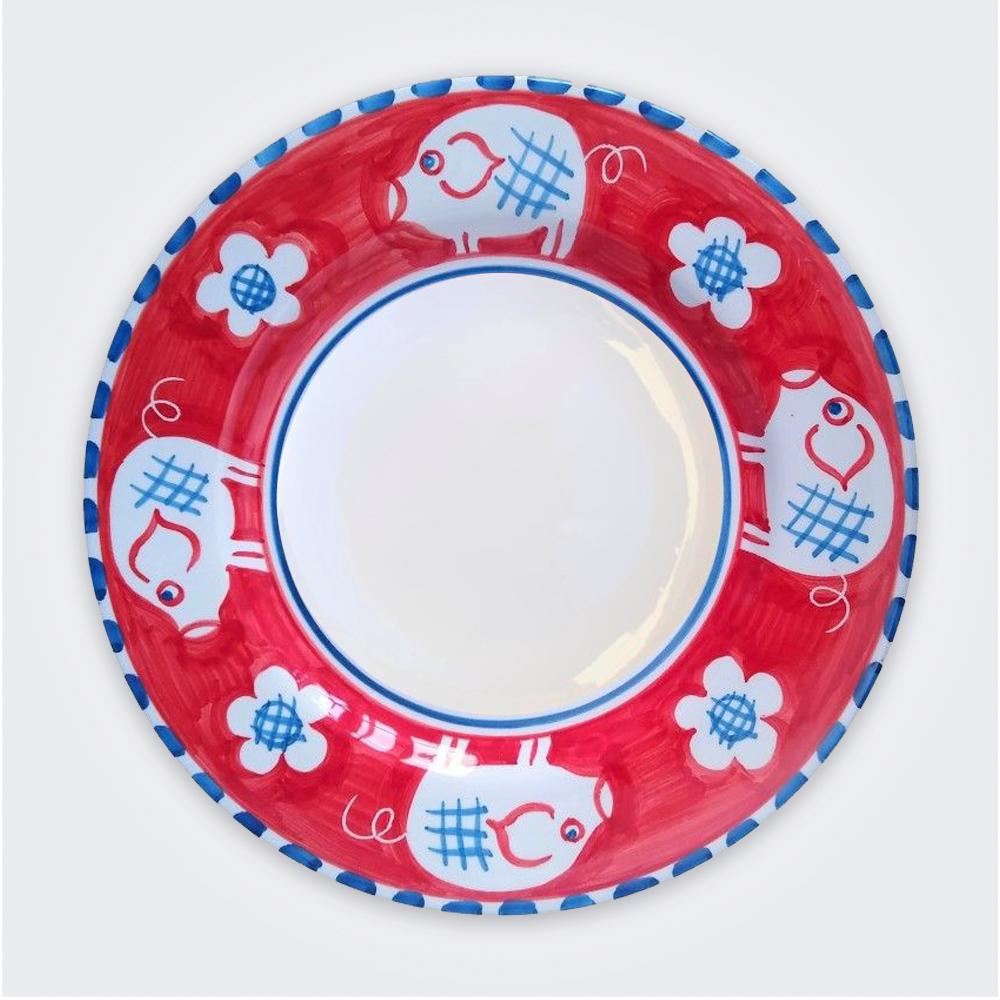 Pig Ceramic Bowl