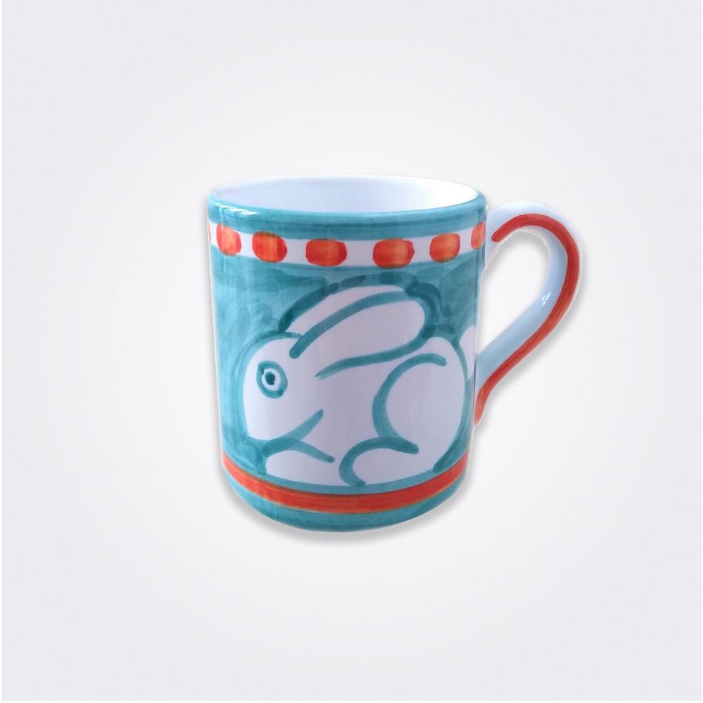 Rabbit Ceramic Mug 1