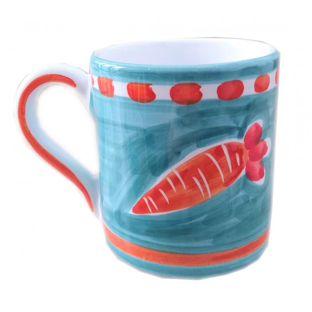 Rabbit ceramic mug 2