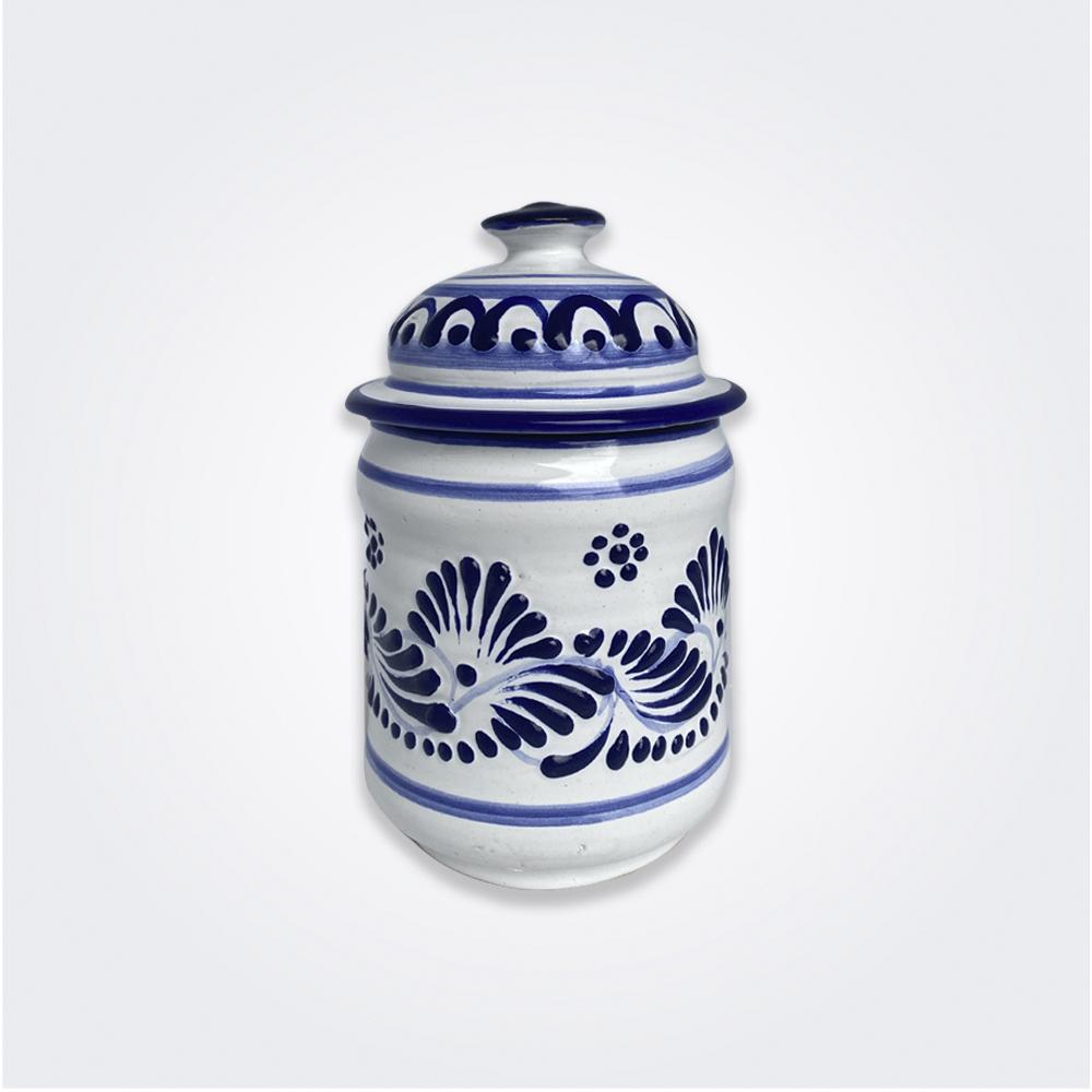 Talavera Pottery Container 1
