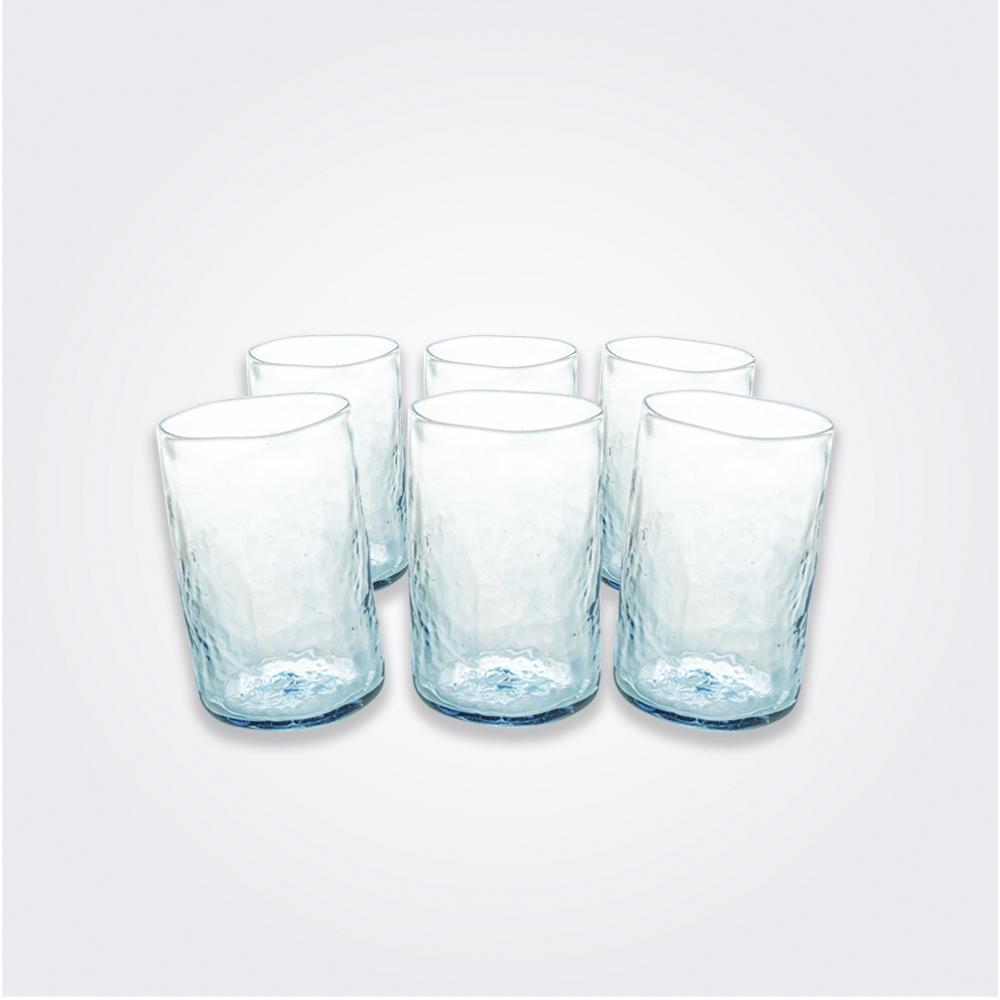Turquoise Highball Glass Set