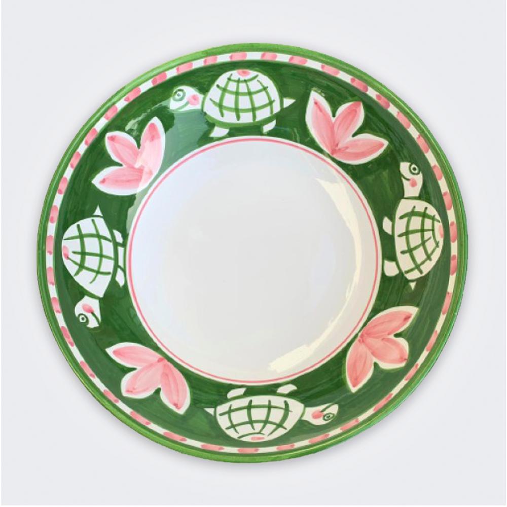 Turtle Ceramic Bowl