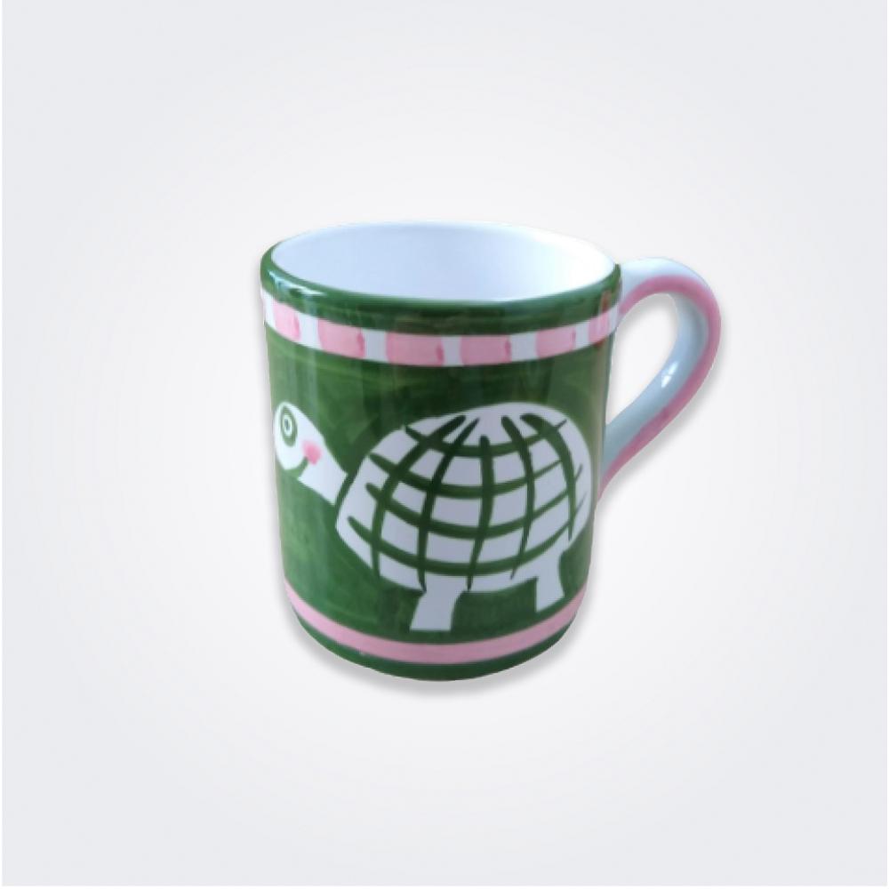 Turtle Ceramic Mug 1
