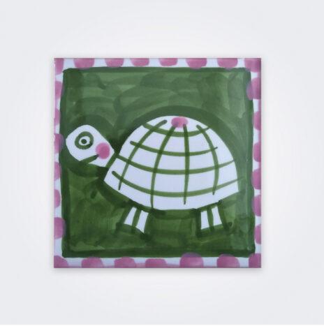 Turtle Ceramic Tray