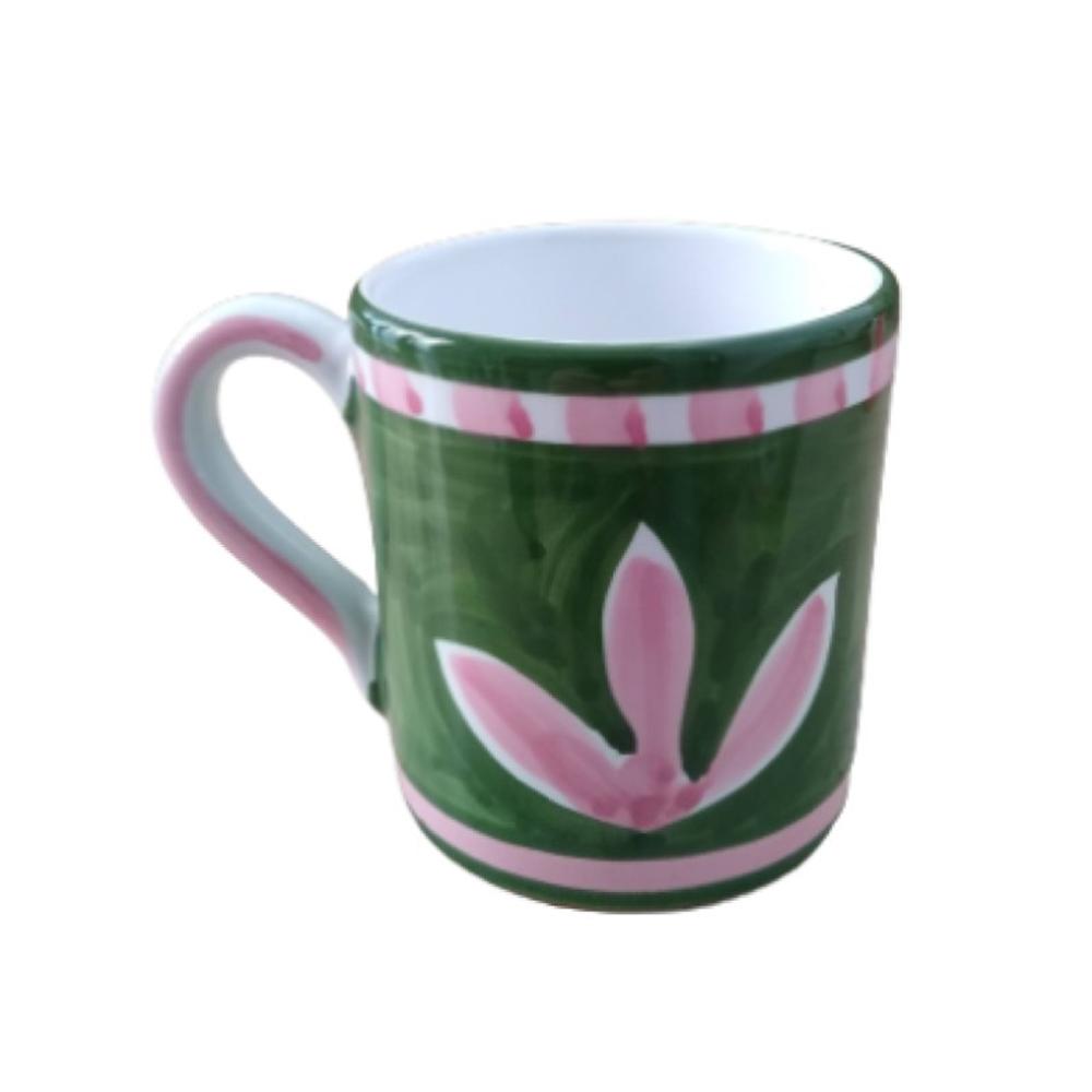 Turtle ceramic mug 2