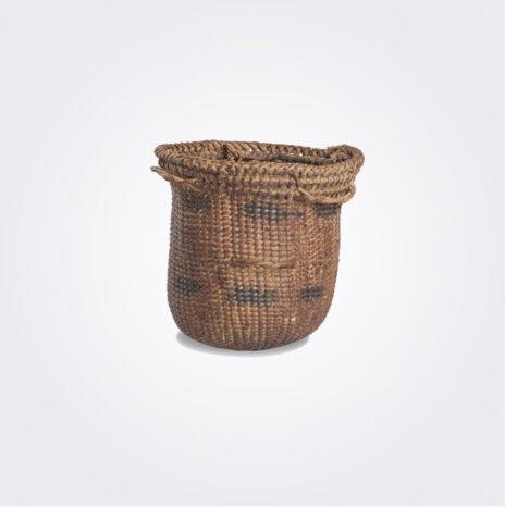 Wii Amazonian Basket (Small) VI