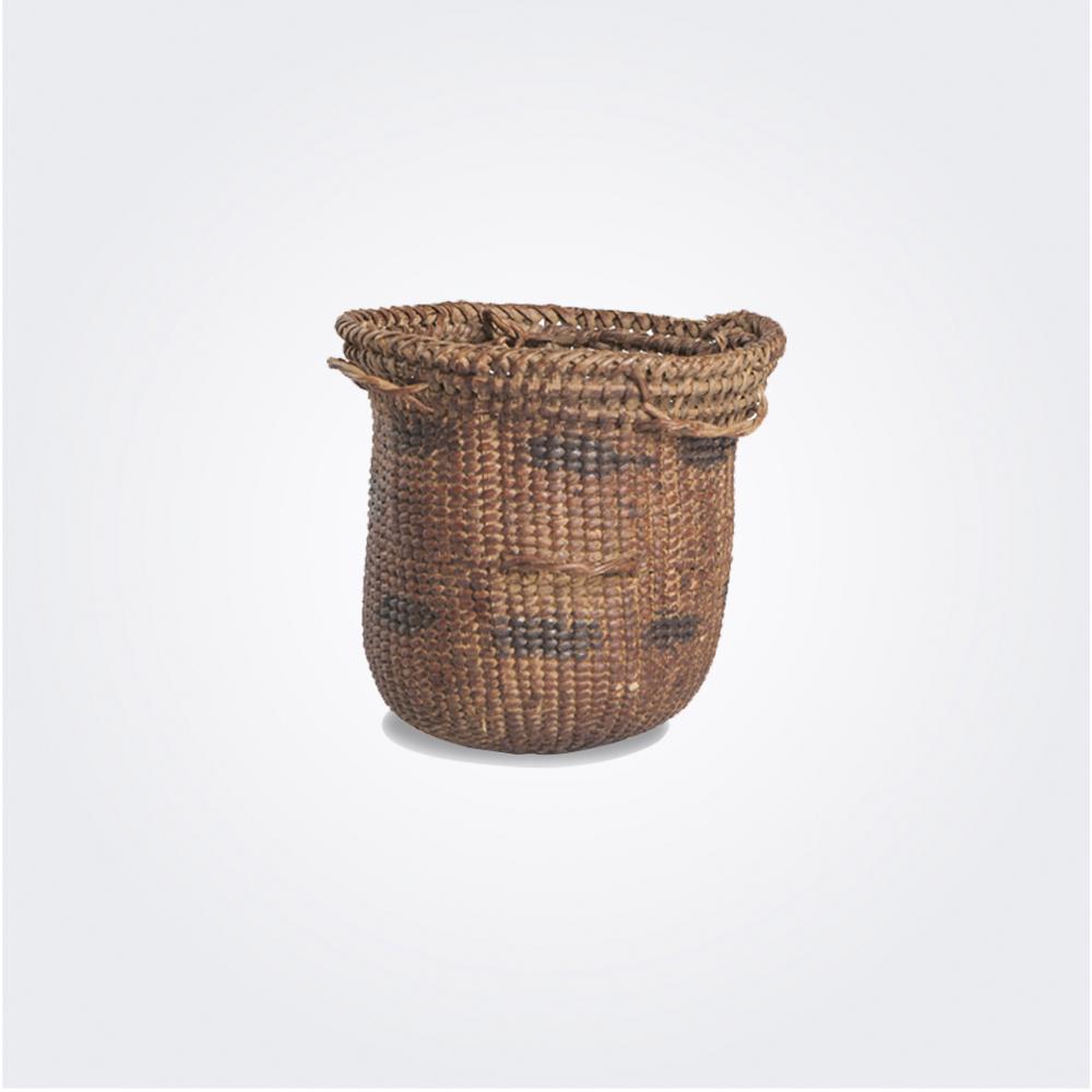 WII AMAZONIAN BASKET (Small) VI 5