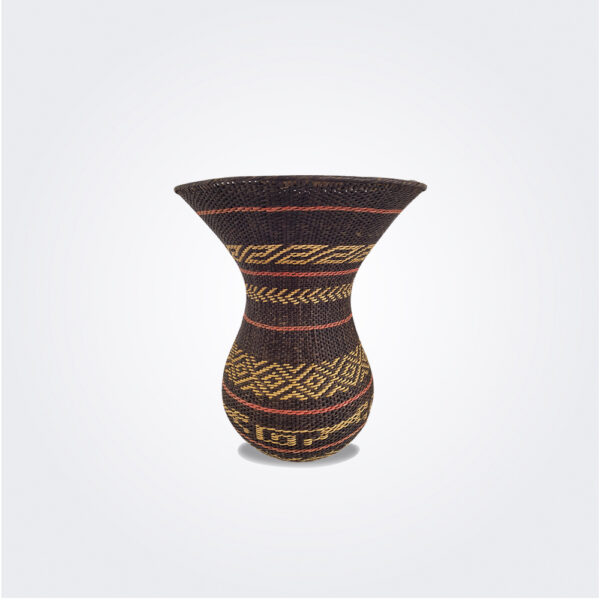 Large Wowa Amazonian basket product picture.