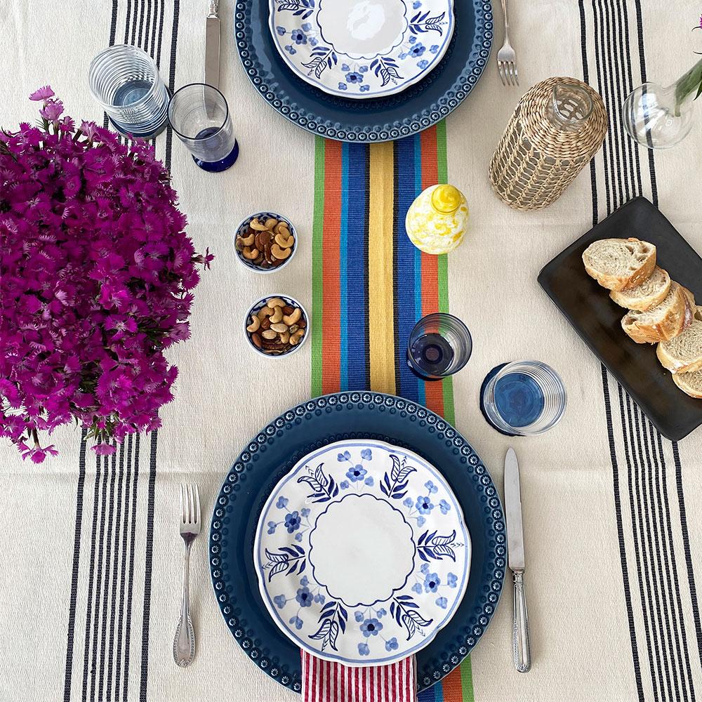 Blue-flowers-ceramic-dinner-plate-set-003