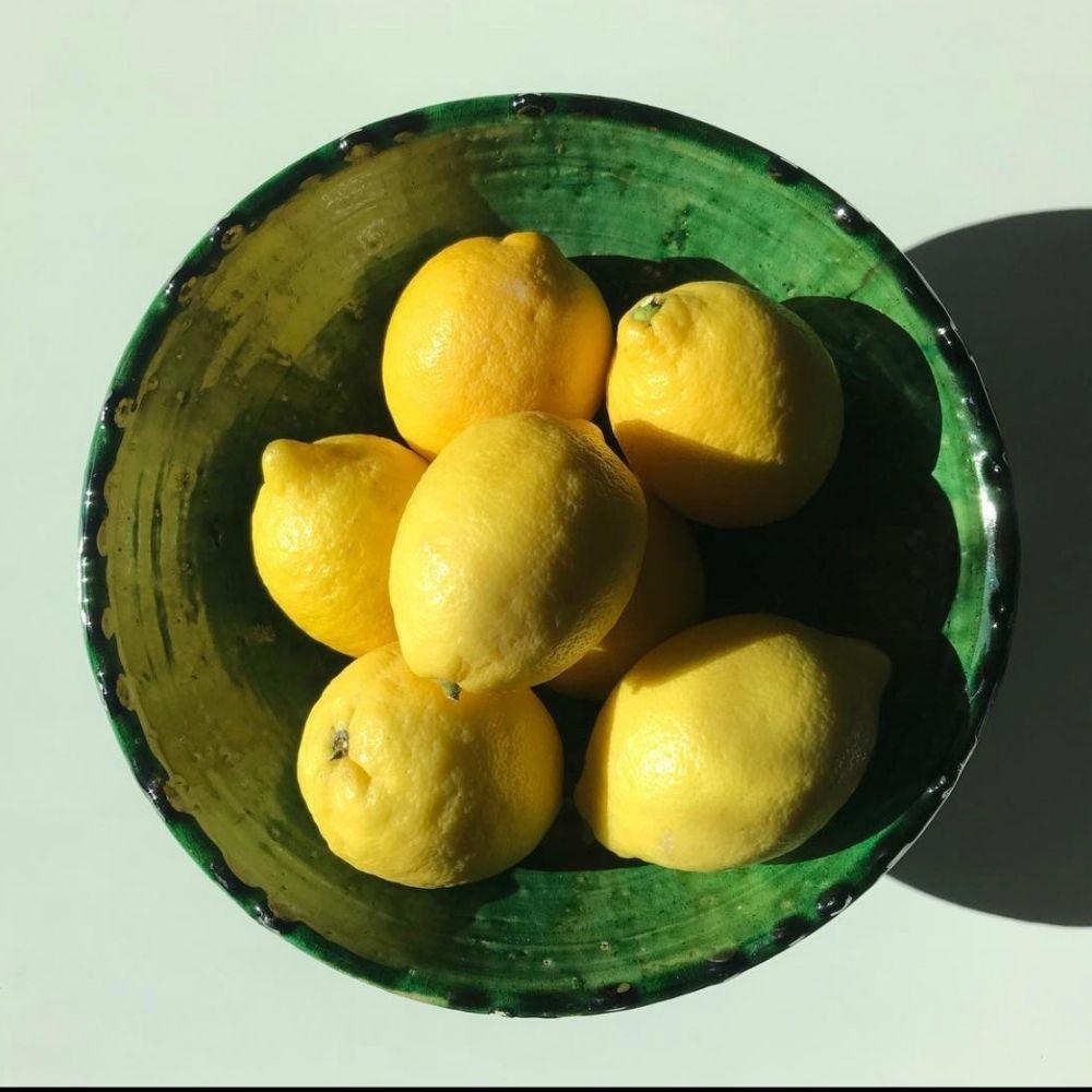 Green Moroccan Bowl 001