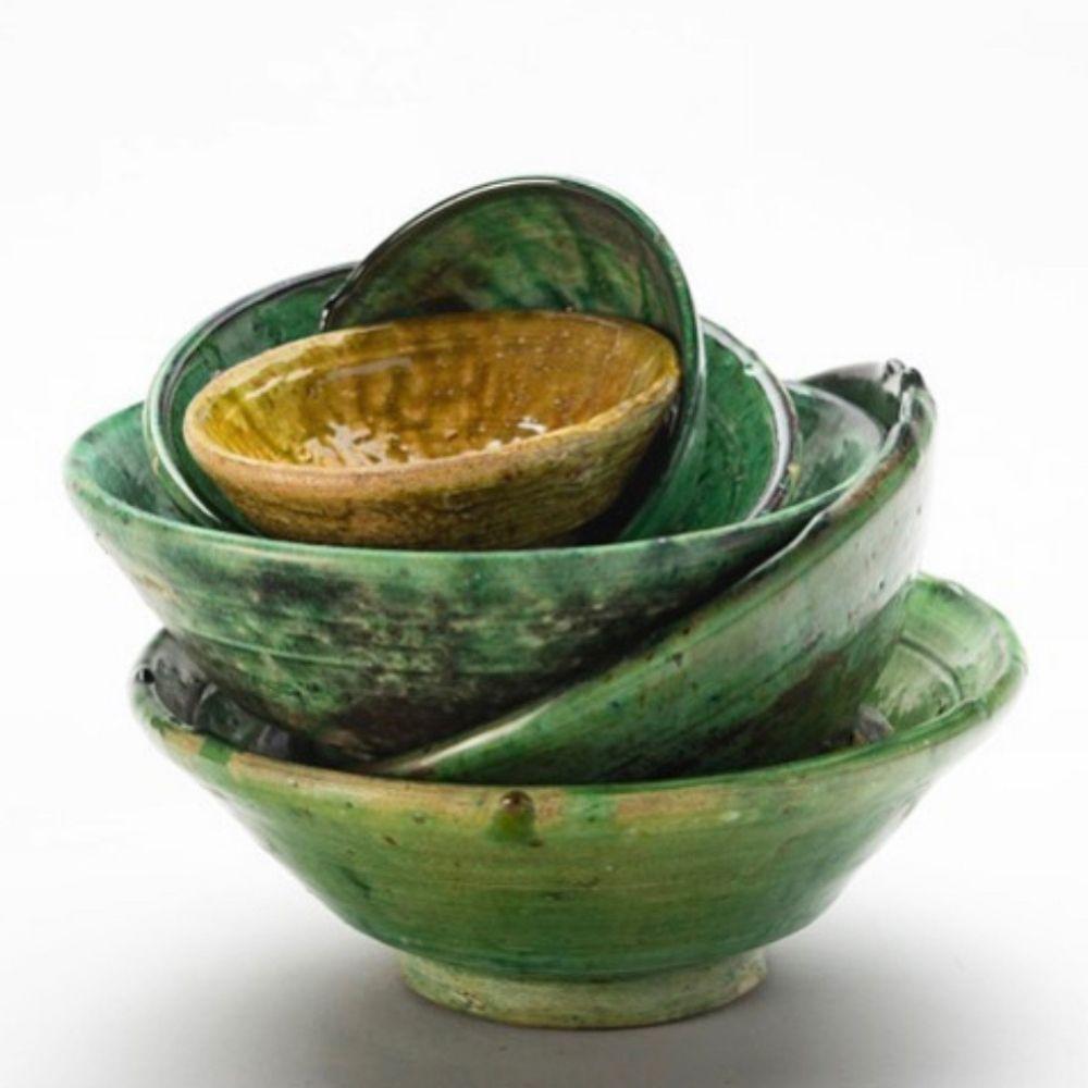Green Moroccan Bowl 002