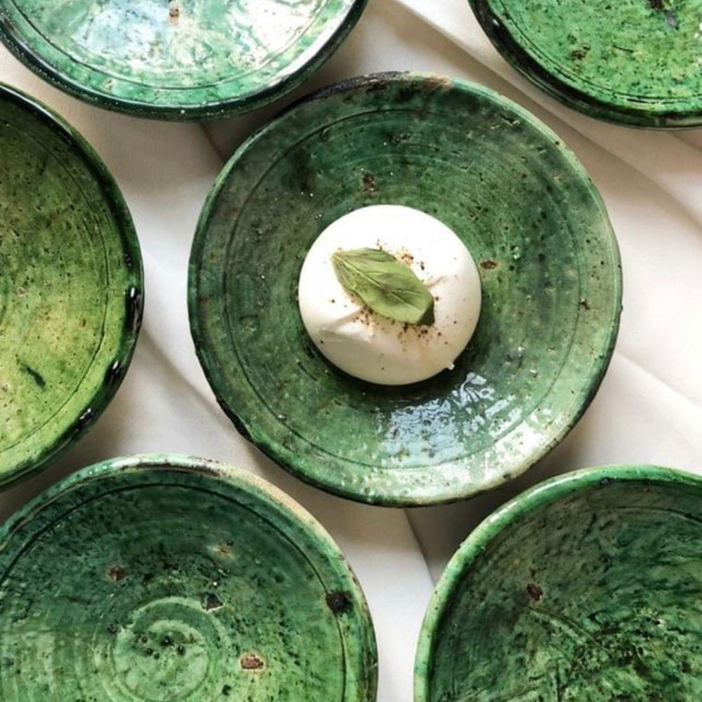 Green Moroccan Bowl 003