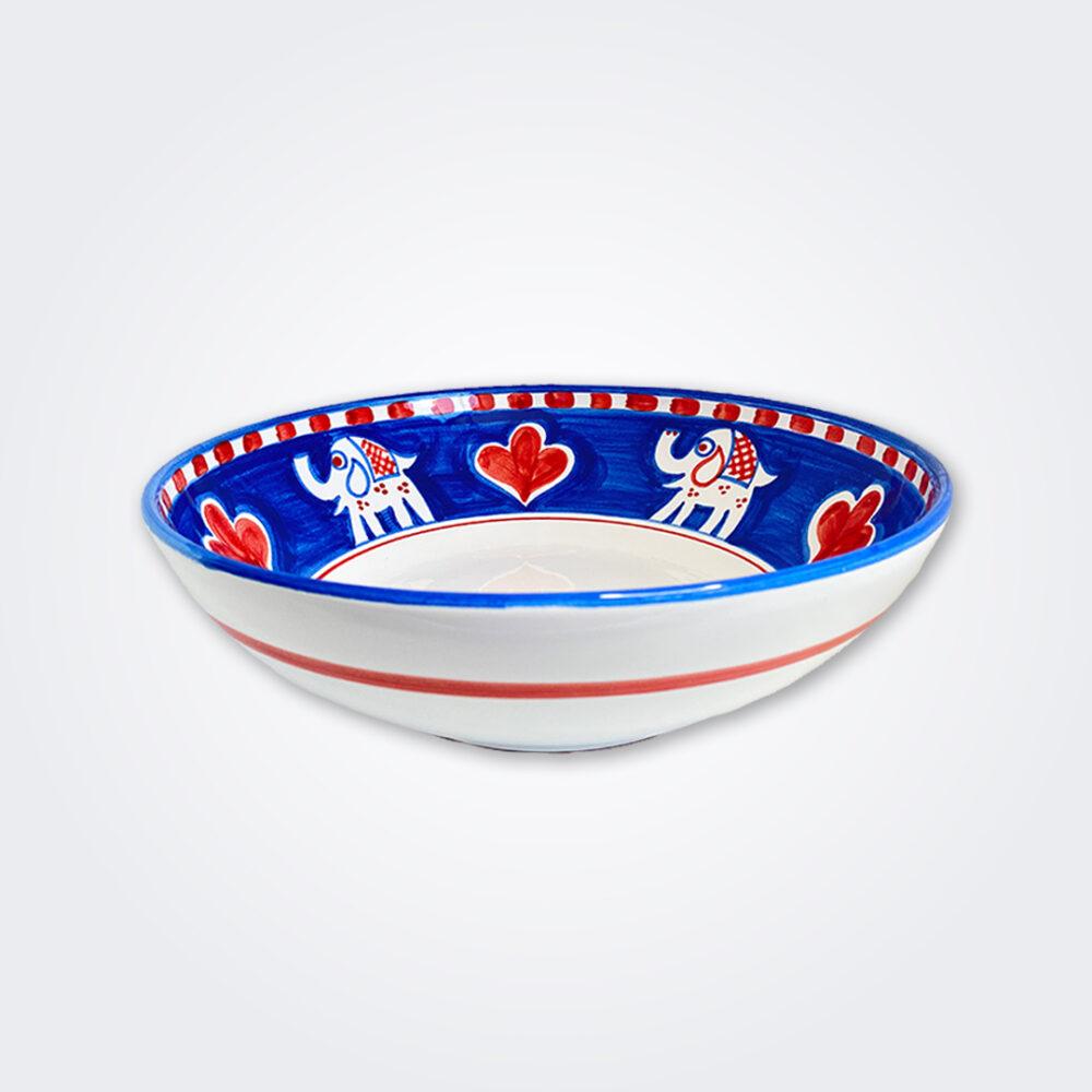 Elephant ceramic bowl fg