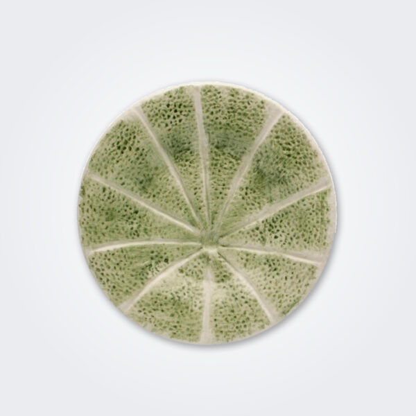Melon appetizer plate product picture.
